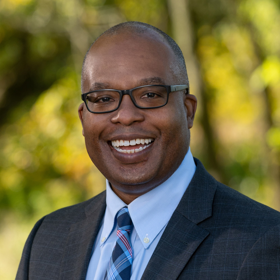 James J. Gillespie, PhD, JD, MPA, Chief Diversity, Equity, & Inclusion Officer